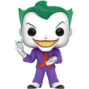 The Joker: Funko POP! x Batman The Animated Vinyl Figure