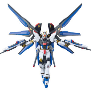 ZGMF-X20A Strike Freedom Gundam: Gundam Cosmic Era High Grade 1/144 Model Kit (HGCE #201)