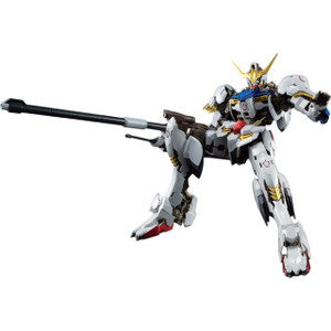 ASW-G-08 Gundam Barbatos: Gundam Iron-Blooded Orphans 1/100 Hi-Resolution Model Kit (HiRM #001)