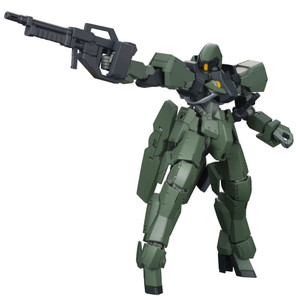 EB-06 Graze Standard Type/Commander Type: Gundam Iron-Blooded Orphans 1/100 Model Kit (IBO #002)