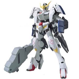 ASW-G-08 Gundam Barbatos 6th Form: Gundam Iron-Blooded Orphans 1/100 Model Kit (IBO #005)