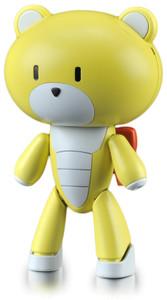 Winning Yellow Petit'GGuy: Gundam High Grade Petit'GGuy 1/144 Model Kit (HGPG #03)