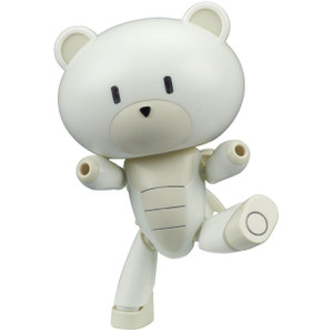 Milk White Petit'gguy: Gundam High Grade Petit'GGuy 1/144 Model Kit (HGPG #05)