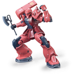 MS-05S Char's Zaku I: Gundam The Origin High Grade 1/144 Model Kit (HGGO #013)