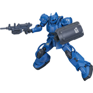 MS-04 Bugu (Ramba Ral): Gundam The Origin High Grade 1/144 Model Kit (HGGO #012)