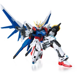 GAT-X105B/FP Build Strike Gundam Full Package: Gundam Real Grade 1/144 Model Kit (RG #023)