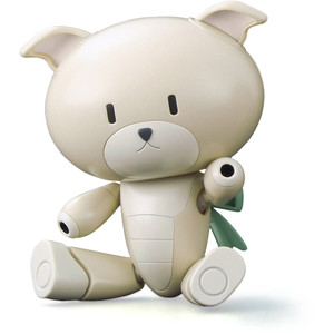 Petit'gguy WoofWoofWhite & Dog Cosplay: Gundam High Grade Petit'GGuy 1/144 Model Kit (HGPG #11)