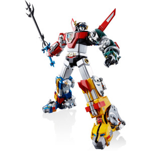 GX-71 Voltron: Chogokin x Voltron - Defender of the Universe Diecast Action Figure