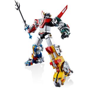 GX-71 Voltron: Chogokin x Voltron - Defender of the Universe Diecast Action Figure