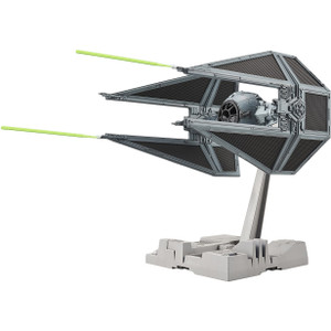 TIE Interceptor: Bandai Star Wars 1/72 Plastic Model Kit