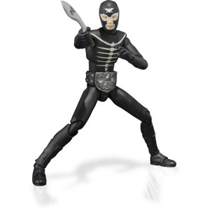 "Shocker Combatman: ~5.9"" S.H. Figuarts x Kamen Rider Action Figure"
