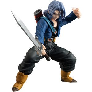 Trunks: DragonBall Styling Shokugan Mini-Figure Series #3