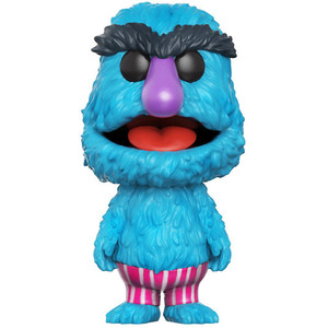 Herry Monster: Specialty Funko POP! x Sesame Street Vinyl Figure