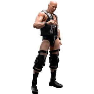Stone Cold Steve Austin: S.H. Figuarts x WWE Action Figure