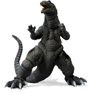 Godzilla (2001 Version): S.H. MonsterArts x Godzilla Action Figure