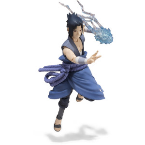 Sasuke Uchiha (Itachi Battle): S.H. Figuarts x Naruto Shippuden Action Figure