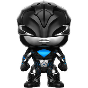 Black Ranger: Funko POP! x Power Rangers Vinyl Figure