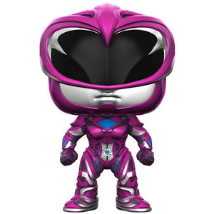 Pink Ranger: Funko POP! x Power Rangers Vinyl Figure
