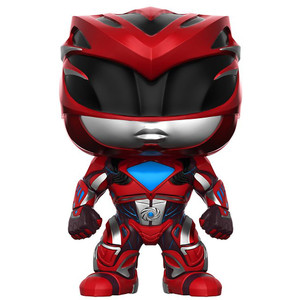 Red Ranger: Funko POP! x Power Rangers Vinyl Figure