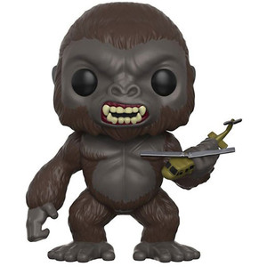 King Kong: ~6 Funko Deluxe POP! x Kong: Skull Island Vinyl Figure