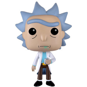 Rick: Funko POP! x Rick & Morty Vinyl Figure