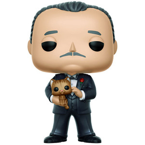 Vito Corleone: Funko POP! x Godfather Vinyl Figure