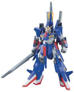 MSZ-008 ZII: Zeta Gundam High Grade 1/144 Model Kit (HGUC #186)