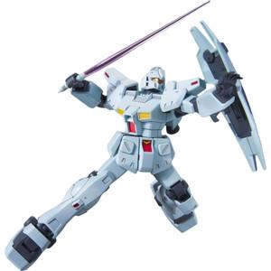 RGM-79N GM Custom: Gundam 0083 Stardust Memory High Grade 1/144 Model Kit (HGUC #120)