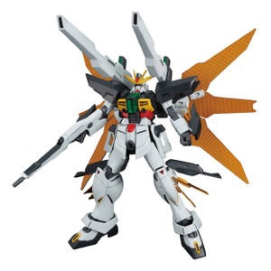 GX-9901-DX Gundam Double X: Gundam X High Grade 1/144 Model Kit (HGAW #163)