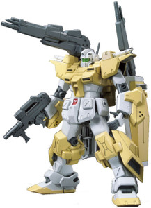RGM-237C Powered GM Cardigan: Gundam Build Fighters Try High Grade 1/144 Model Kit (HGBF #019)