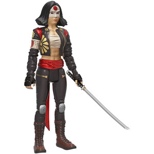 Katana: Funko Action Figure x Suicide Squad Mini Action Figure