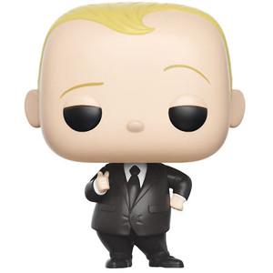 Boss Baby [Suit]: Funko POP! Movies x Boss Baby Vinyl Figure
