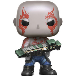 Drax: Funko POP! Marvel x Guardians of the Galaxy 2 Vinyl Figure
