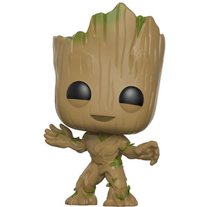 Groot: Funko POP! Marvel x Guardians of the Galaxy 2 Vinyl Figure