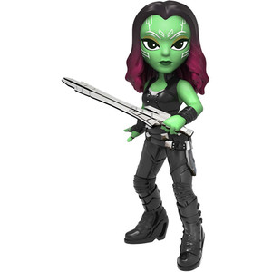 Gamora: Funko Rock Candy x Guardians of the Galaxy 2 Vinyl Figure