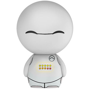 Baymax (Chase Edition): Funko Dorbz x Big Hero 6 Vinyl Figure