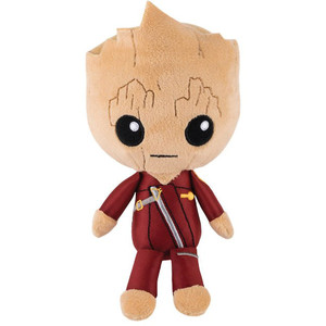 Groot [Jumpsuit]: Funko Hero Plushies x Guardians of the Galaxy 2 Plush