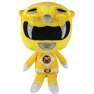 Yellow Ranger: Funko Hero Plushies x Power Rangers Plush