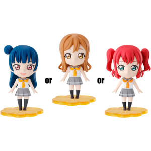 Yoshiko, Hanamura, Ruby: Love Live! Sunshine!! x Tamashii Nations Petiture-rise Model Kit