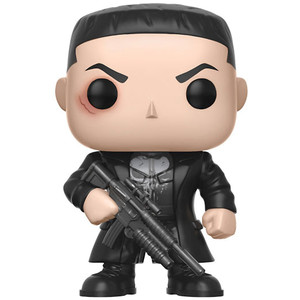 Punisher: Funko POP! Marvel x Daredevil Vinyl Figure