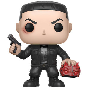 Punisher (Chase Edition): Funko POP! Marvel x Daredevil Vinyl Figure