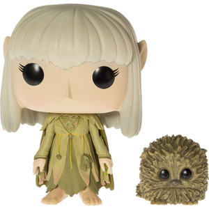 Kira & Fizzgig (Chase Edition): Funko POP! Movies x The Dark Crystal Vinyl Figure