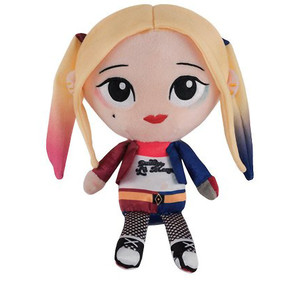 Harley Quinn [Suicide Squad]: Funko Hero Plushies x DC Extended Universe Plush