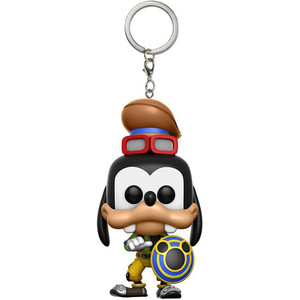 Goofy: Funko Pocket POP! x Kingdom Hearts Mini-Figural Keychain