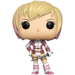 Unmasked Gwenpool (Walgreens Exclusive): Funko POP! Marvel x Gwenpool Vinyl Figure