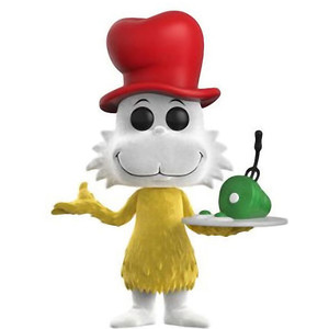 Sam I Am (B&N Exclusive): Funko POP! Books x Dr. Seuss Vinyl Figure