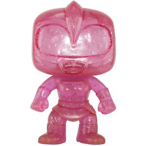 Pink Ranger [Morphing] (GameStop Exclusive): Funko POP! TV x Power Rangers Vinyl Figure