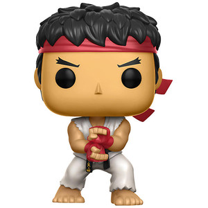 "Ryu (Toys ""R"" Us Exclusive): Funko POP! Games x Street Fighter Vinyl Figure"