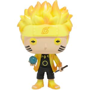 Naruto [Six Path Glow-in-Dark] (Hot Topic Exclusive): Funko POP! Animation x Naruto Shippuden Vinyl Figure