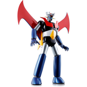 "GX-70 Mazinger Z [Dynamic Classic]: ~6.5"" Mazinger Z x Tamashii Nations Soul of Chogokin Die-Cast Action Figure"